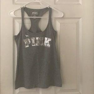 PINK Victoria's Secret muscle shirt
